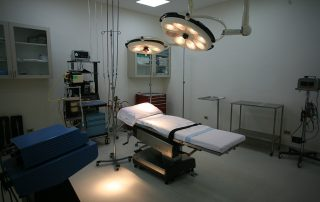 The Rhinoplasty Surgery Center Operating Room 1