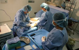The Rhinoplasty Center During Rhinoplasty Surgery 2