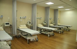 The Rhinoplasty Surgery Center Recovery Room 2