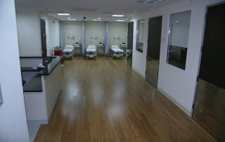 The Rhinoplasty Surgery Center Recovery Room